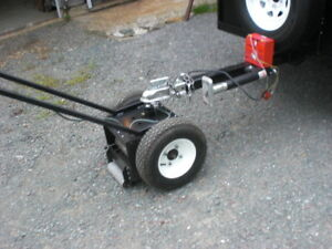 TRAILER DOLLY 24 VOLTS, NEUF