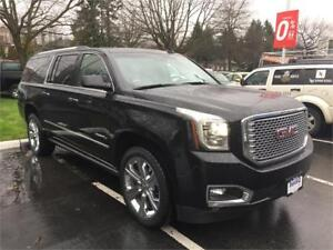 2017 GMC Yukon XL Denali BRAND NEW CLEARANCE FINANCE @ 3.49%