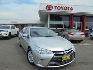 2015 Toyota Camry AVV50R MY15 Altise Hybrid Silver Continuous Variable Sedan Belmore Canterbury Area Preview