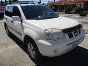 NISSAN X-TRAIL ST-S WAGON West Perth Perth City Area Preview