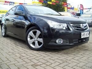 2009 Holden Cruze JG CDX 6 Speed Automatic Sedan Evanston South Gawler Area Preview