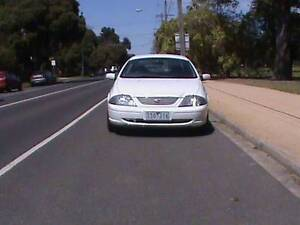 2002 Ford Falcon Sedan Caulfield Glen Eira Area Preview