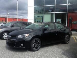 2014 Toyota Corolla Sport, DEAL !! cuir, toit, mags