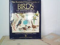International Council for Bird Preservation Illustrated Encyclopaedia Birds of the World