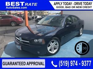 CHARGER R/T HEMI V8 - APPROVED IN 30 MINS! - REBUILD YOUR CREDIT