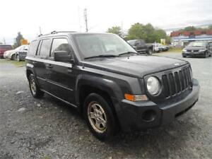 4X4 2008 Jeep Patriot Sport JUST INPECTED! , GREAT SHAPE !