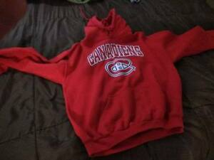 Large Montreal Canadiens Sweater
