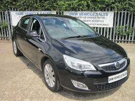 VAUXHALL ASTRA 1.7 CDTi 5DR ELITE 2011 (11) STUNNING CONDITION / LEATHER / A/C!!