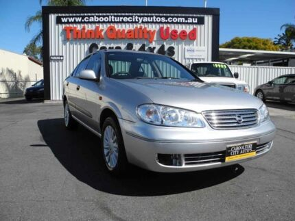 2004 Nissan Pulsar N16 MY2004 ST Silver 4 Speed Automatic Sedan Caboolture South Caboolture Area Preview