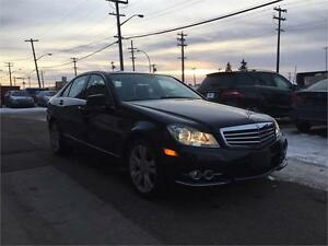 2013 Mercedes C300 4matic, only 39,000 kms, no accident, MINT!