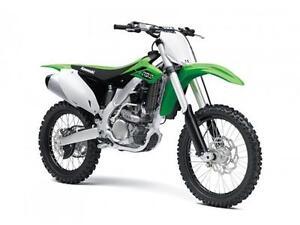 2016 Kawasaki KX250F