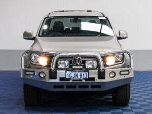 2014 Volkswagen Amarok 2H MY14 TDI420 Ultimate (4x4) Sandy Beige 8 Speed Automatic Dual Cab Utility