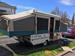 Jayco Tent Trailer for sale, sleeps 6-7 people
