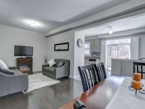 Absolutely Gorgeous 3 B/R Semi At Prime Location