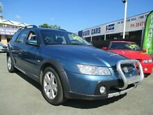 2005 Holden Adventra VZ CX6 Blue 5 Speed Automatic Wagon Greenslopes Brisbane South West Preview