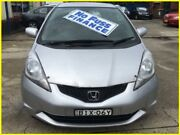 2008 Honda Jazz MY06 GLi Silver Continuous Variable Hatchback Kogarah Rockdale Area Preview