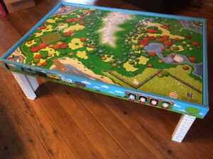 Thomas And Friends Wooden Railway - Island of Sodor Wooden Table