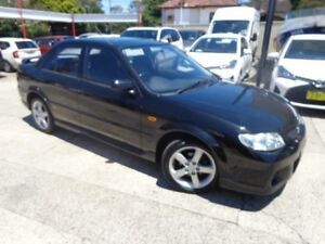 2003 Mazda 323 Protege SP20 Black 4 Speed Automatic Sedan Sylvania Sutherland Area Preview
