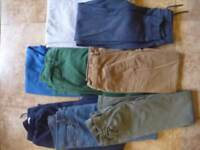 Boys 10-11 Trouser/Jeans/Joggers (8 items)
