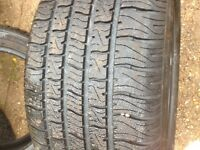 225/50R17 only 2