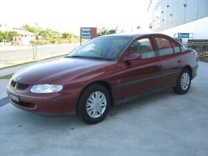 1997 Holden Commodore VT Acclaim Maroon 4 Speed Automatic Sedan West Ballina Ballina Area Preview