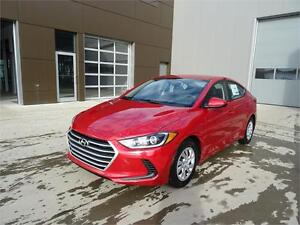 Manager's Demo 2017 Hyundai Elantra LE Automatic NOW ONLY $16988