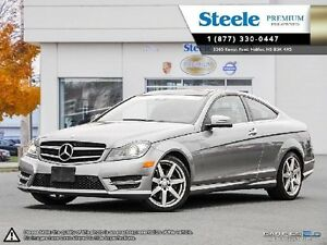 2014 Mercedes-Benz C-CLASS C350 COUPE 4MATIC
