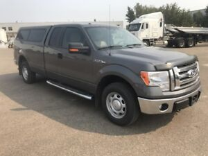 2010 Ford F-150 XLT LONG BOX WITH CANOPY