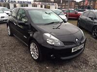 2007 RENAULT CLIO 2.0 16V Renaultsport 197 12 MONTHS MOT and WARRANTY AVAIL