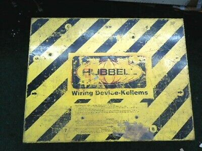 Hubbell Wiring Device-kellems Sbsb1a Power Distribution Spider Box 50 Ac 120v