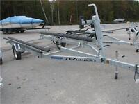 Galvanized Pontoon Trailers! BEST PRICE VS QUALITY! COME SEE!