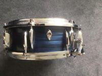 Vintage Sonor chicago star, teardrop snare drum 60's, collectors item plays excellent,