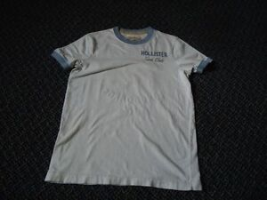 Boys Size 10 Short Sleeve T-Shirt by Hollister California