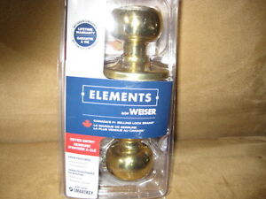 Smart Key Entrance Knobs