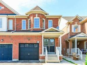 Gorgeous Semi-Detach Located in Lisgar MISSISSAUGA