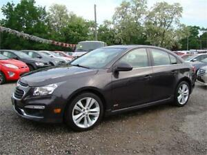 2015 Chevrolet Cruze 2LT RS Edition Leather Moonroof