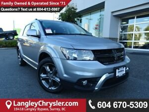 2017 Dodge Journey Crossroad *ACCIDENT FREE*ONE OWNER*LOCAL B...