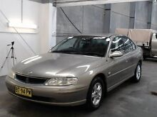 2001 Holden Berlina VX VX Gold 4 Speed Automatic Sedan Beresfield Newcastle Area Preview