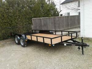 Force USASG6516TA -Utility - Trailer