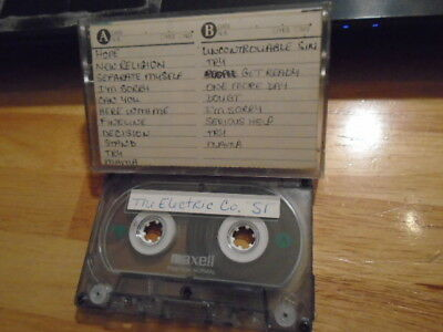 MEGA RARE Outcry DEMO live CASSETTE TAPE New Jersey UNRELEASED Gypsy Cab Drivers for sale  Shipping to India