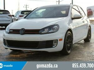 2011 Volkswagen GTI 2 SETS OF TIRES LEATHER ROOF NAVI