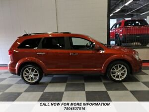 2014 Dodge Journey AWD R/T, Leather,Sunroof,Back Up Camera, DVD,