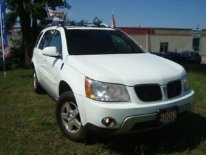 2006 Pontiac Torrent Sport Accident & Rust Free Sunroof