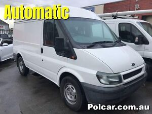 2005 Ford Transit SWB Medium Roof White Automatic Woodville Park Charles Sturt Area Preview