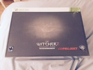 The Witcher 2 Assassins of Kings Dark Edition XBOX360