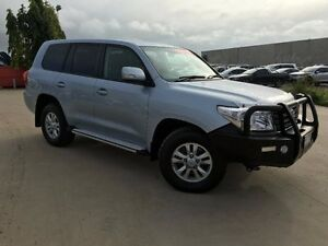 2013 Toyota Landcruiser VDJ200R MY12 GXL Blue 6 Speed Sports Automatic Wagon Garbutt Townsville City Preview