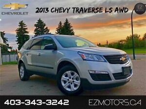 2013 Chevrolet Traverse|AWD|8 SEATER|NO ACCIDENTS