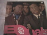 Vinyl LP Equals Unequalled President PTL 1006 Mono 1967