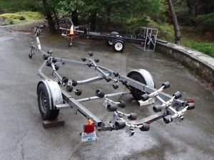 WANTED BOAT TRAILERS