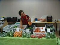 Farmers Market Assistant - Immed till Oct 10 Tues-Sun